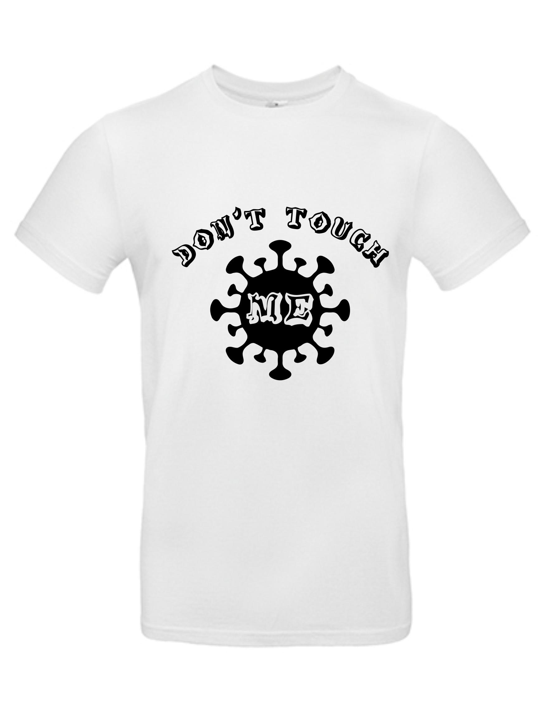 Corona T-Shirt #E190  DON'T TOUCH ME